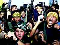 Young Recruits for Jihad